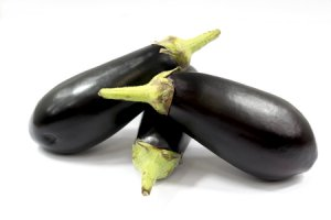 Aubergines d'Orny 1 kg